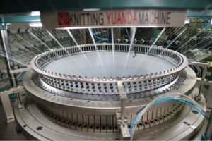High Speed Single Jersey Circular Knitting Machine pictures & photos