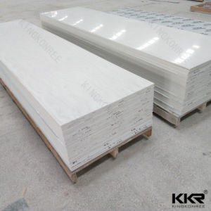 Artificial Stone Building Material, 6-30mm Thichness Solid Surface Slabs pictures & photos
