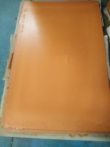 Themal-Insulated Phenolic Paper Bakelite Board with High Temperature Application OEM-Available pictures & photos