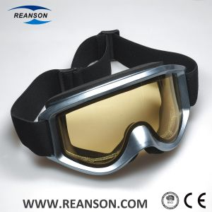 Outdoor Windproof Glasses Double Lenses Skiing Goggles pictures & photos