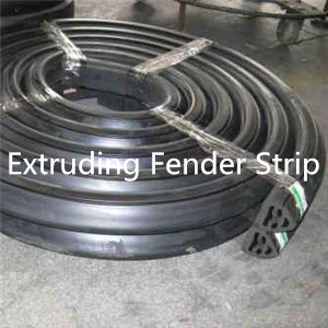 Extruding Rubber Extrusion Profile Strip pictures & photos
