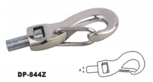 Special Style of Zinc Alloy Bolt Snap Hooks pictures & photos