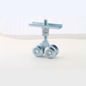 Sliding Gate Metal Hanging Wheels for Upper Using Four Roller pictures & photos