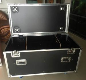 9mm Fire-Proof Strong Aluminum Flight Case pictures & photos