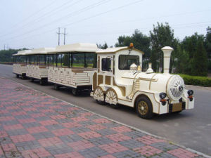 Theme Park Electric Mini Sightseeing Bus Train pictures & photos