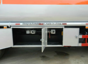 Dongfeng 4 Axles 40000 L Fuel Tanker 35t to 40t Refuel Tank Truck pictures & photos