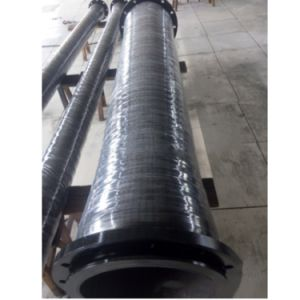 Ceramic Lining Rubber Hose for Carrying Cement pictures & photos