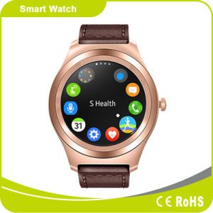 Pedometer Heart Rate Sleep Monitor Siri Android Bluetooth Smartwatch pictures & photos