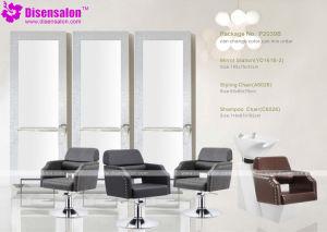 Popular High Quality Salon Furniture Mirror Barber Salon Chair (P2039E) pictures & photos