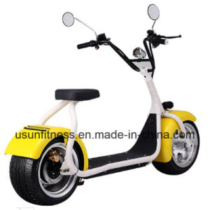New Design Fat Tire Electric Scooter Motorcycle with Ce pictures & photos