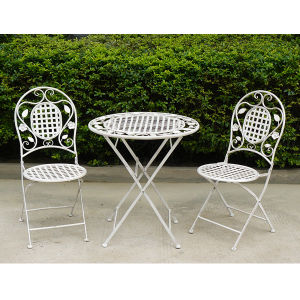 Vintage Wedding Patio Set Outdoor Folding Table and Chairs pictures & photos