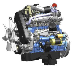 Diesel Engine (DK4A)