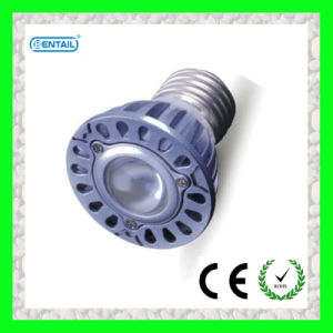 1*3W E27 LED Spotlight (BTHRE27-WA002B)