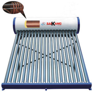 Pre-Heated Solar Water Heater With Copper Coil (SK-PH-58-1800-200)