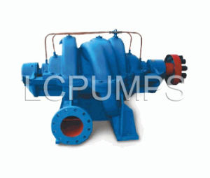 Double-Stage and Double-Suction Bisect Volute Type Pump (SLOW200-530 2) pictures & photos