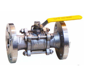 3-PC Ball Valve, High Pressure Ball Valve
