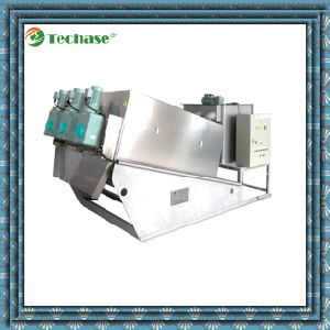 No. 110techase Multi-Plate Screw Press / Potable Water Plant: Lime Softening Sludge pictures & photos