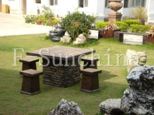 Outdoor Artificial Stone Table