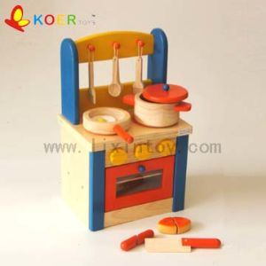Wooden Toys - Kitchen Set Toy (LX629)