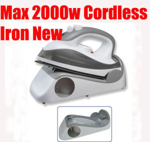 Cordless Rechargeable Steam Iron (LTM-809)