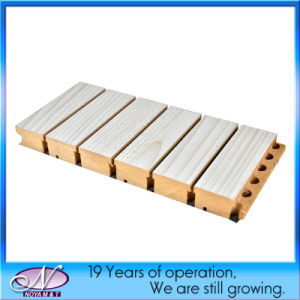 Waterproof Insulation Acoustic Wooden Boards for Ceiling and Wall pictures & photos