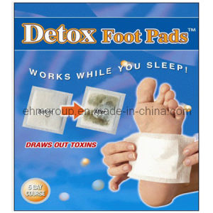 Bamboo Detox Foot Pads pictures & photos
