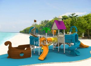Outdoor Playground (HD-090A) pictures & photos