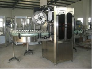 Automatic Pet Bottle Filling Shrink Sleeve Labeling Machine pictures & photos