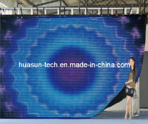 P50 Indoor Flexible LED Display pictures & photos