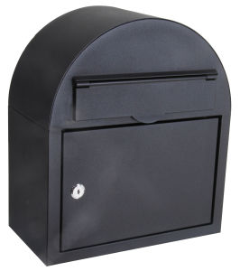 New Design Round Metal Mailbox pictures & photos