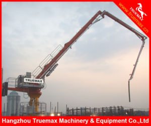 New Product 3 Arms Concrete Placing Boom pictures & photos