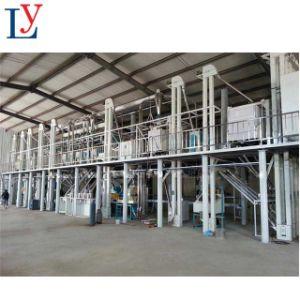 50 T/D Maize Corn Flour Milling Machine Plant for Africa Market pictures & photos