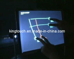 Multi Touch Screen Panel, IR Touch Frame Overlay Bezel