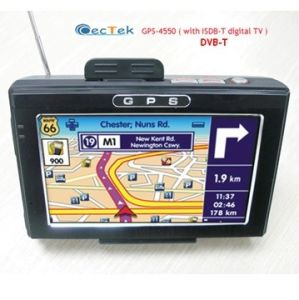 GPS Navigation (OK-GPS-02)