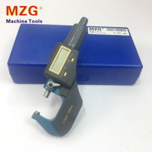 External Diameter Digital Dial Micrometer with Dust Water Protection pictures & photos