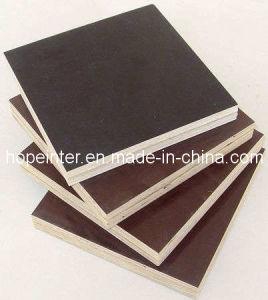 Black Film Faced Plywood/ Film Faced Plywood (HL034) pictures & photos