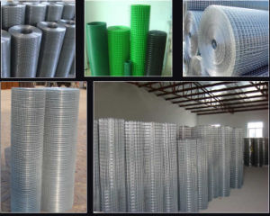 Reforcement Welded Wire Mesh Panels