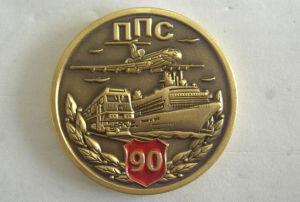 Antique Bronze 3D Souvenir Coins Medals