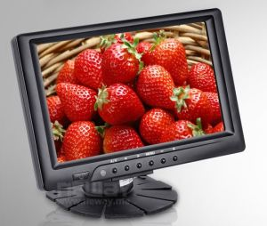 7 Inch VGA HDMI LCD Monitor With Touchscreen (CL7669NT)