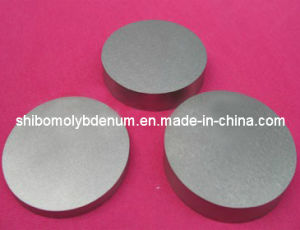 High Purity Polished Molybdenum Round Circles pictures & photos
