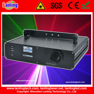 Full Color DMX 650mw Color Laser Light pictures & photos