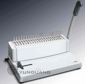 Comb Binding Machine (YG-S308) pictures & photos