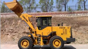 Front Loader 3 Tons pictures & photos