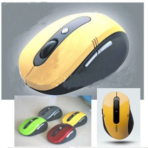 Wireless Computer Mouse (QY-WM2471) pictures & photos