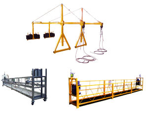 Suspended Access Platform Cradle Gondola pictures & photos