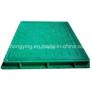 Square Resin SMC Manhole Cover