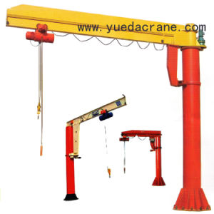 Electric Hoist Jib Crane (Floor Mounted Jib crane)
