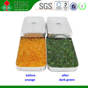 Resuable Car Dehumidifier Orange Silica Gel Self-Indicating Desiccant pictures & photos