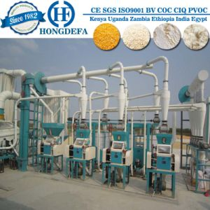 Corn Maize Grits Grinding Equipment for Sale pictures & photos