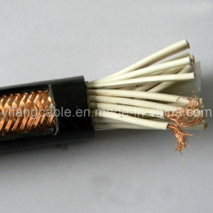 Fleixble Copper Conductor Copper Wire Screen Control Cable pictures & photos